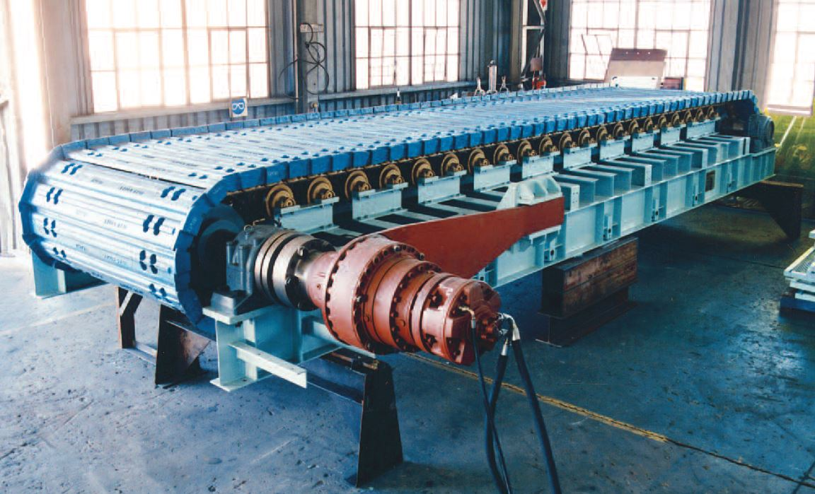 Apron Feeder Suppliers In India Uma Engineers
