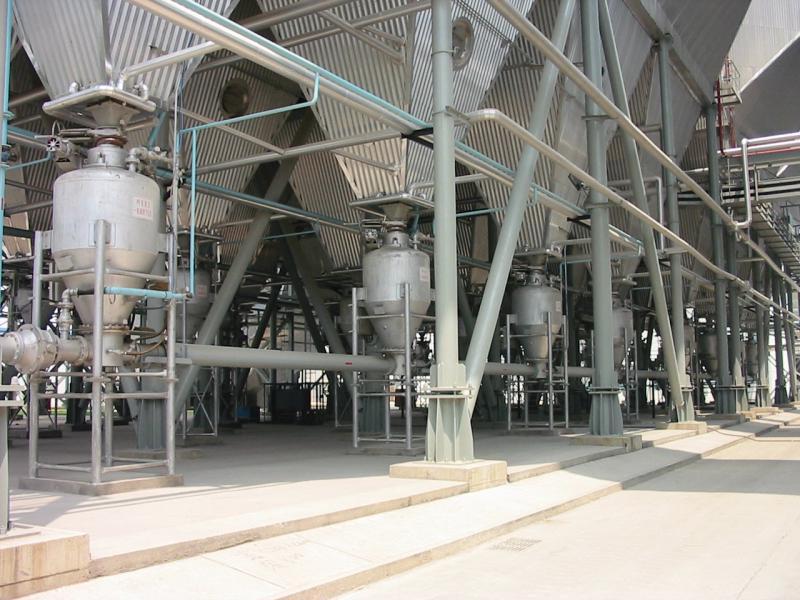 Ash Handling System Manufacturer In India Uma Eng
