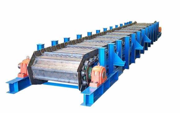 Pan Conveyor
